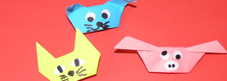 Поделки из бумаги своими руками для детей